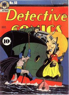 The Penguin from Batman comics is one of the greatest comic book villains. He first debuted in Detective Comics