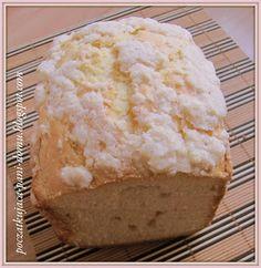 Ciasto drożdżowe z automatu do pieczenia chleba.