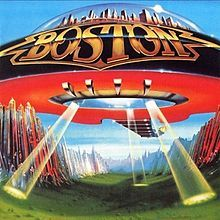 Don't Look Back (Boston album)   How many times did I buy this after wearing the last one out....