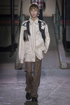 Dries Van Noten Autumn/Winter 2018 Menswear | British Vogue