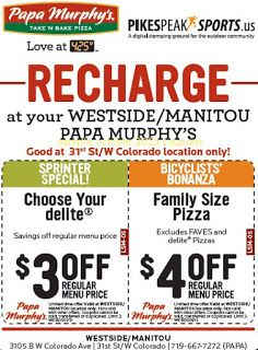 Papa Murphys Coupons Ends of Coupon Promo Codes JUNE 2020 ! The with from shreddings you by delicious pizza. Free Printable Coupons, Free Printables, Taco John's, Mexican Fast Food, Coupons For Boyfriend, Pizza Bake, My Calendar, Love Coupons, Grocery Coupons