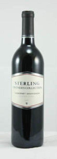 Sterling Cabernet Sauvignon Vintner's Collection, $12