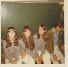 The Ronettes, Cleveland, 1966
