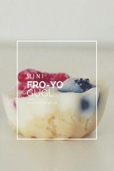 Lecker, gesund und erfrischend! Fro-yo Gugl