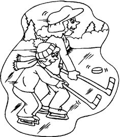 free coloring pages hockey for kids Brunette Bride, Brunette Makeup, Bridal Makeup For Brunettes, Blonde Hair With Highlights, Hair Slide, Winter Sports, Coloring Pages For Kids, Mittens, Hobbit