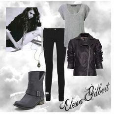 Outfit tv show outfits, teen fashion outfits, casual outfits, dress outfits, Tv Show Outfits, Teen Fashion Outfits, Casual Outfits, Cute Outfits, Casual Clothes, Dress Outfits, Women's Fashion, Dresses, Elena Gilbert
