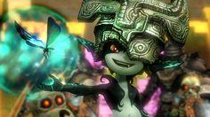 Zelda Hyrule Warriors #WiiU : Agitha get some help from Midna