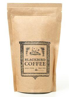 Blackbird 5 oz. Coffee