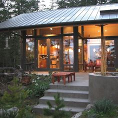 Steel Frame House Design Ideas, Pictures, Remodel, and Decor - page 39