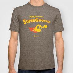 Happy Totoro T-shirt by Totoro T Shirt, Penguin T Shirt, Cartoon T Shirts, Retro Fashion, V Neck T Shirt, Shirt Designs, My Style, Retro Style, Tees