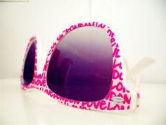 Sweet Sunglasses #sunglasses www.loveitsomuch.com