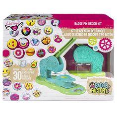 Make Your Own Badge Pin Designer - The Granville Island Toy Company 9da9ea6d426e