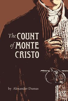 count of monte cristo cover by corbet and curfman