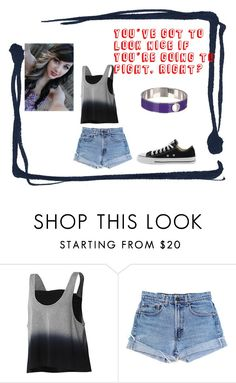 """""""Skylar Dawn: Alone Until Love (OC)"""" by snix101 ❤ liked on Polyvore featuring adidas, Levi's, Marc by Marc Jacobs, Converse, women's clothing, women, female, woman, misses and juniors"""