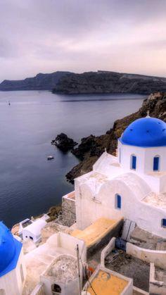 Greece, Santorini, Travel, Greek Islands