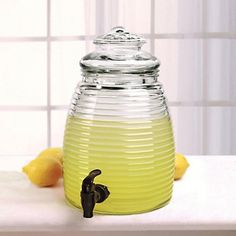 Circleware Meadow 1.3-Gallon Beverage Dispenser