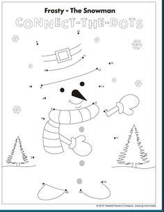 punkte verbinden l chelnder schneemann 1 klasse vorschule schneemann und weihnachten. Black Bedroom Furniture Sets. Home Design Ideas