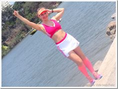 Vivendo a Vida bem Feliz: Correr é bom demais para a saúde!
