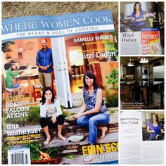 Thrilled to be featured with my book The Pinterest Diet in the newest issue of Where Women Cook Magazine! NutritionExpert.com #ThePinterestDiet #NutritionExpert
