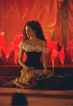 emmy rossum, christine daae, and The Phantom of the Opera image Gerard Butler, High School Musical, Step Up, Les Miserables, It's Over Now, Music Of The Night, Emmy Rossum, Don Juan, Period Outfit