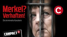 COMPACT 12/2015: Merkel? Verhaften!