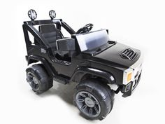 12v Rc Battery Power Kids Ride on Hummer Jeep Car w Big Wheels  Rc Remote *** See this great product.