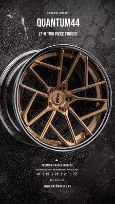 Кованые диски Quantum44 ZF-6 - Купить в Магазине RaenWheels.ru #wheelporn #wheels #luxurywheels #кованыедиски #dragracing #авто #москвасити #forgedwheels #stancenation #шины #low #колеса #дискишины #Japanwheels #диски #moscowcity #wheelsporn #rims #золотаямолодеж #стенс #unlim500 #concave #concavewheels #deepconcave #bigwheels #coldforged #flowforged #flowform #luxurywheels #купитьдиски #дискиспб #дискимосква #купитьдискивспб #дискипитер #колеса #дискишины #raenwheels #quantum44 Rims And Tires, Rims For Cars, Wheels And Tires, Car Wheels, Automotive Rims, Automotive Upholstery, Jeep Rims, Custom Chevy Trucks, Aftermarket Wheels