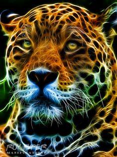 Areas the Jaguar: Fractalius Re-Edit by nerdboy69 on DeviantArt