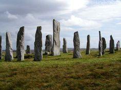 Standing stones - Scotland