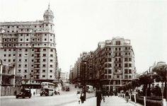 Historias matritenses: La conexión de la Gran Vía de Madrid con la calle de la Princesa