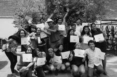 La #FundaciónORb e #ImpactHubOaxaca, #orgullosos de nuestra primera generación de #EmprendeLab.