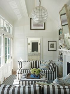 46 Casual beach chic rooms to inspire