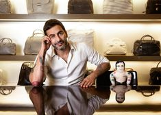 Top 50 fashion designers of all time - Marc Jacobs - http://www.bykoket.com/blog/