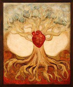 árbol de mi corazón