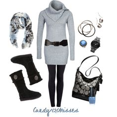 """""""a little bit of blue"""" Fall Winter Outfits, Autumn Winter Fashion, Sweet Style, Style Me, Rich Girls, Skinny Girls, Fashion Outfits, Womens Fashion, What To Wear"""