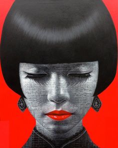 Kraiphet Pitakpreechaki – Untitled Portrait 1 – 80 x 100