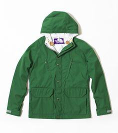 Nice Parka from a collabo of North Face & NaNamica