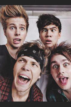 I love these 4 weirdos!!
