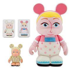 "Disney Vinylmation 9"" Bo Peep Figure & 3"" Sheep"
