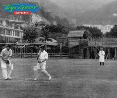 The first ever international cricket game was played in 1844 between the USA and Canada in New York. Cricket Games, Cricket Match, Slums, Top Gear, Kids Playing, Dolores Park, Baseball Cards, Sports, Canada