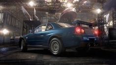 Nissan Skyline GT R (R34) Wallpaper Tuner Sports Car HD