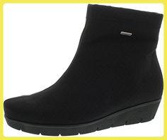 Waldläufer Hinara Size 8, Color schwarz - Stiefel für frauen (*Partner-Link)