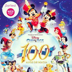 Hoy en nuestro #Magazine gana entradas para #DISNEY ON ICE 100 AÑOS DE MAGIA. Únete con #MiraMami a la celebración en la que 65 inolvidables personajes de las 18 historias más entrañables de Disney cobrarán vida en #DisneyOnIce 100 Años de Magia.  Participa en miramamiblog.com y emociónate con este espectáculo #Disney de #patinaje que recordareis para siempre!