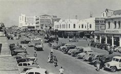 Bulawayo 1949 (The year I was born) Wonderful Places, Amazing Places, Places Worth Visiting, World History, Back In The Day, Black History, Colonial, South Africa, The Good Place