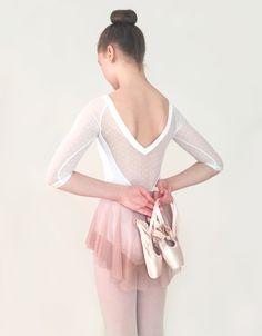 Royall Dancewear SAB skirt in dusty rose
