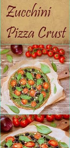 This gorgeous pizza contatins all thing HEALTHY! Yay and its soooo delicious! Completely #vegan and gluten-free! Topped with yummy vegan pesto this pizza is so flavorful that you will wonder why you have never tried it before!   Find more easy vegan recipes at Vegelicacy: Vegetarian & Vegan Recipes  FULL RECIPE HERE  Vegan Pizza Recipe  vegan pizza recipe vegan pizza crust recipes vegan pizza recipe gluten free vegan pizza sauce recipe vegan pizza recipe easy vegan pizza rolls recipe vegan…