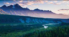 La terre sauvage : une journée en Alaska ~ LES VOYAGEURS - Voir, Découvrir, Vivre, S'évader