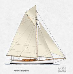 Atkins Ben Bow cutter