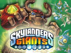 skylanders giants new