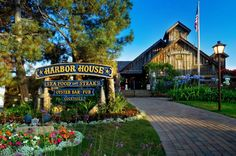 Harbor House, Seaport Village, San Diego, CA
